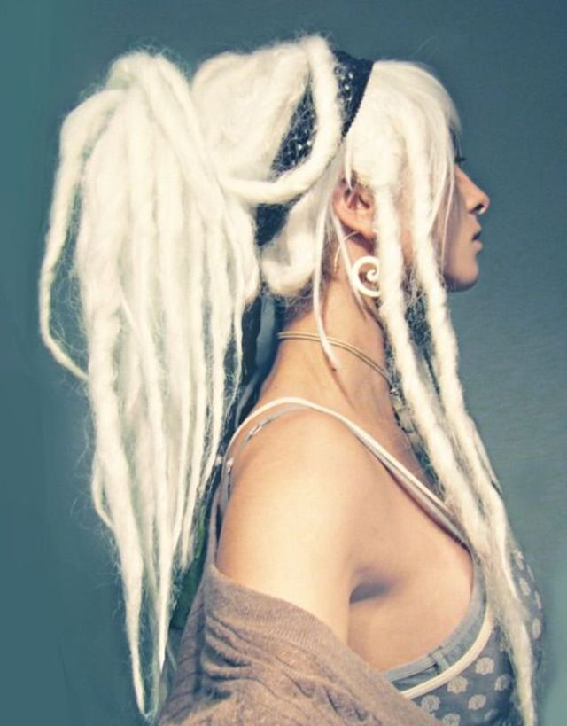 White Dreads _1353800120