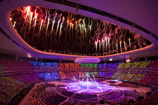Pan Am Games 2011 - Opening Ceremonies