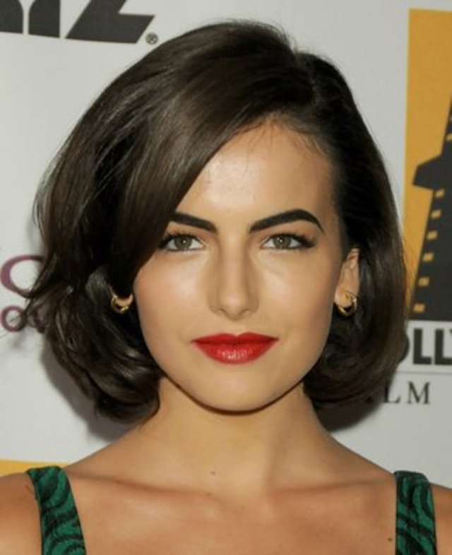 camilla-belle-green-face