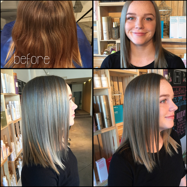 Colour and cut by Jennifer Chambers