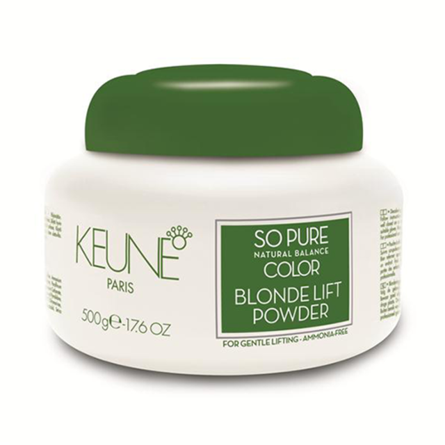 So Pure Color Blonde Lift Powder