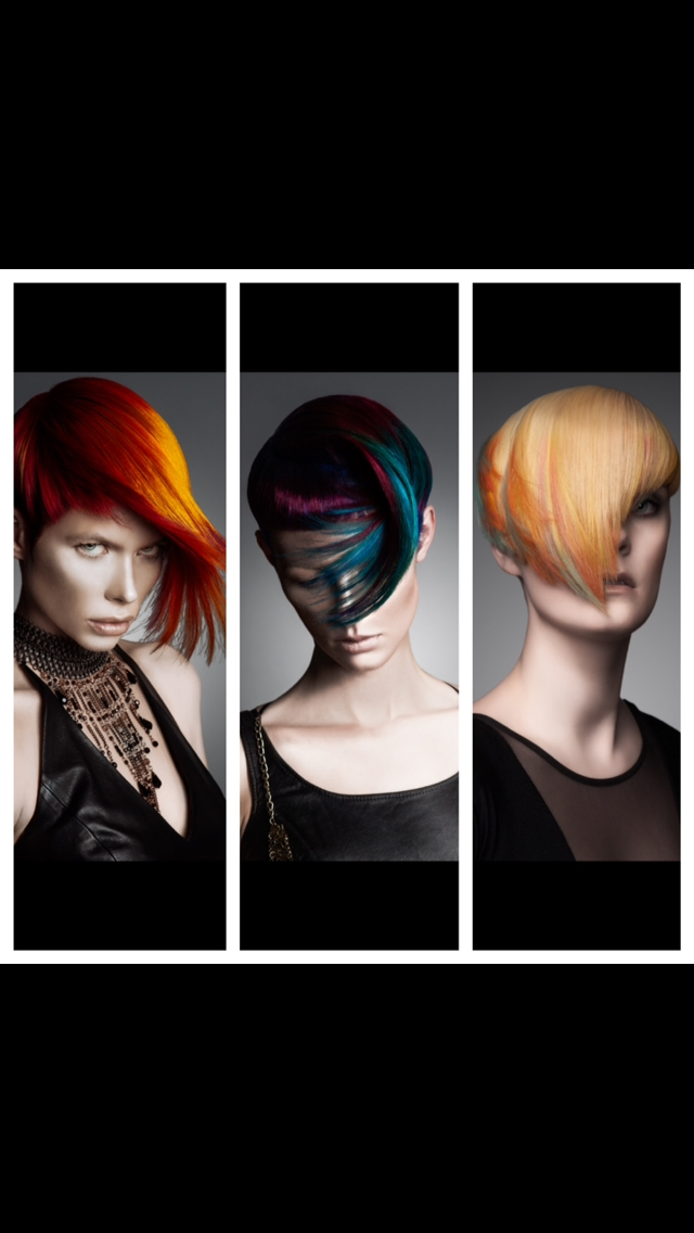 Canadian Colorist of the year collection - 2014