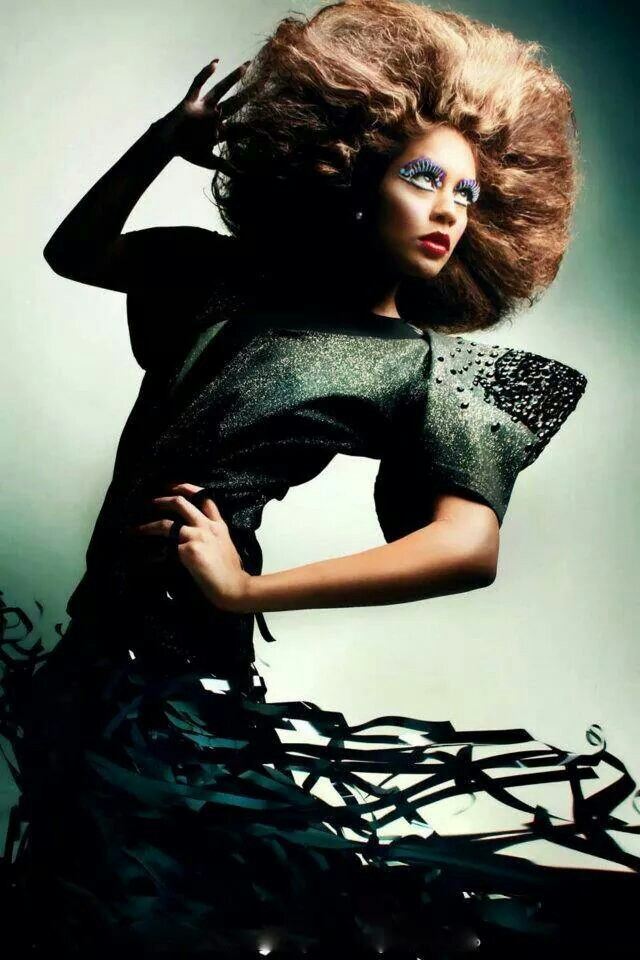 Haute Couture - Hair by Wade Lee @thehouseofwadelee
