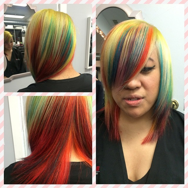 ELUMEN SUNSET RAINBOW
