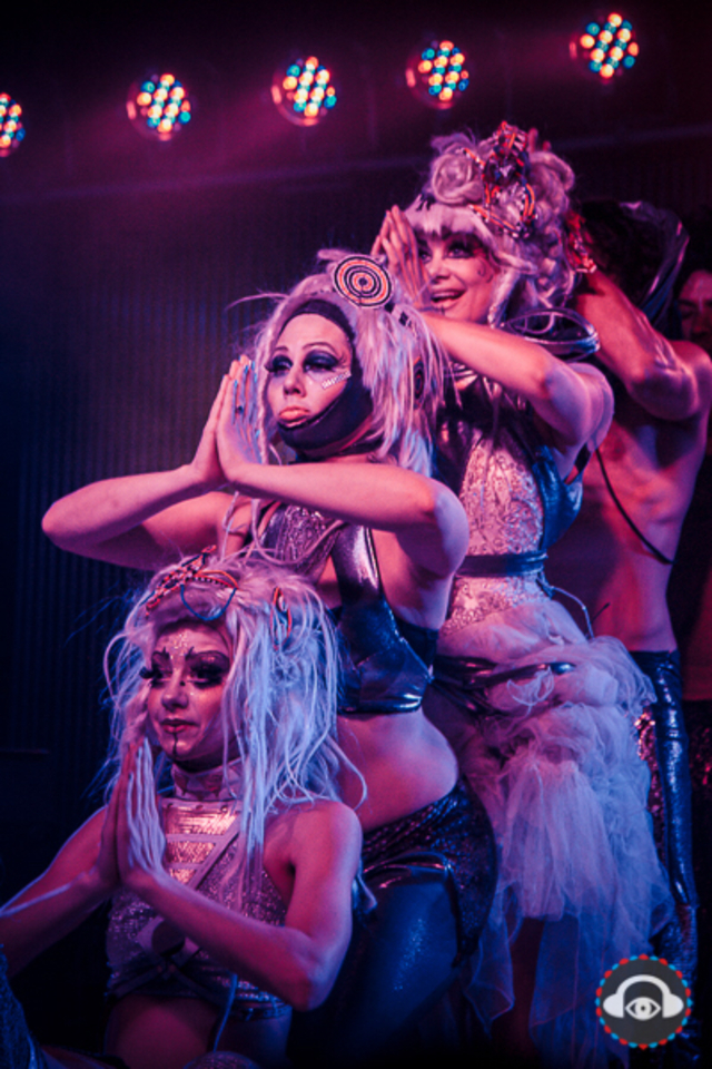 Performers Lucent Dossier Photog unknown