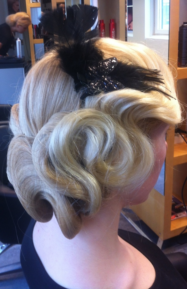 Hairstyles updo