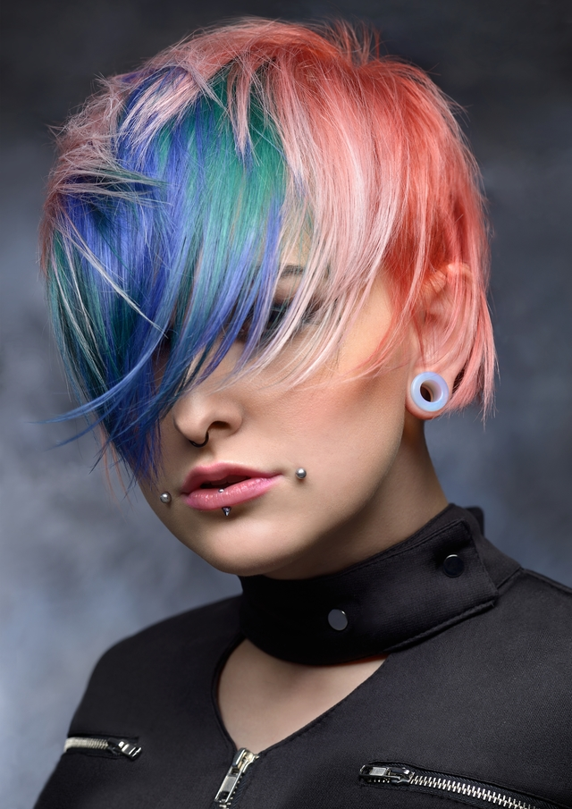 2016 Schwarzkopf New Creative Force and Color Technician of The Year Finalist