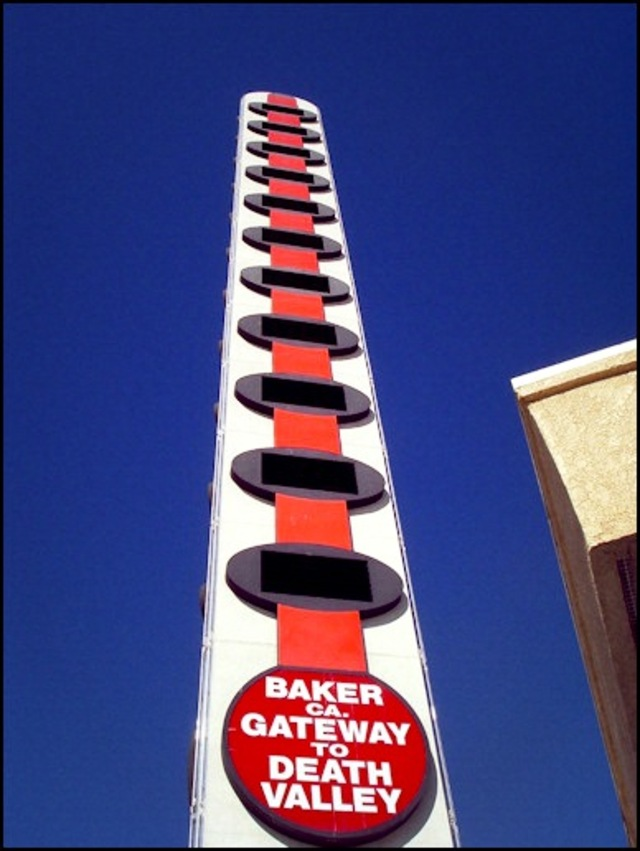 Tallest Thermometer