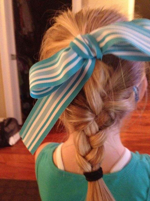 cheer braid