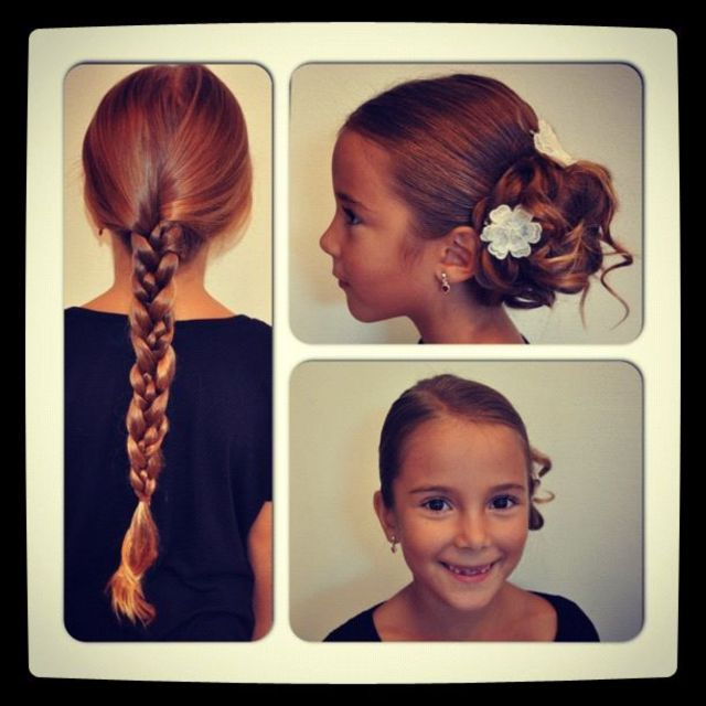 children hairdo's