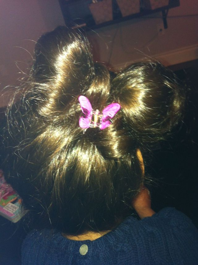 child's hair bow