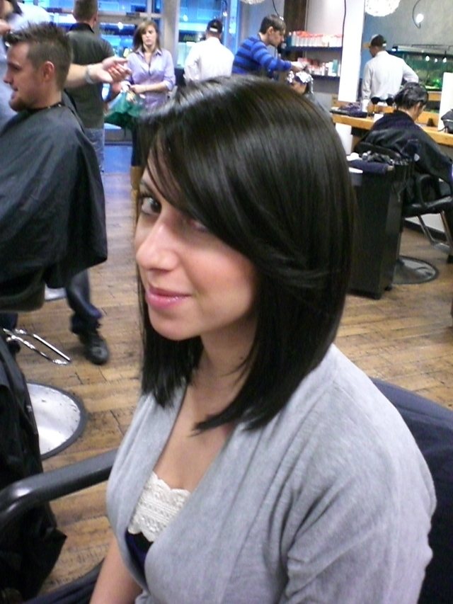 Very Asymmetrical Bob