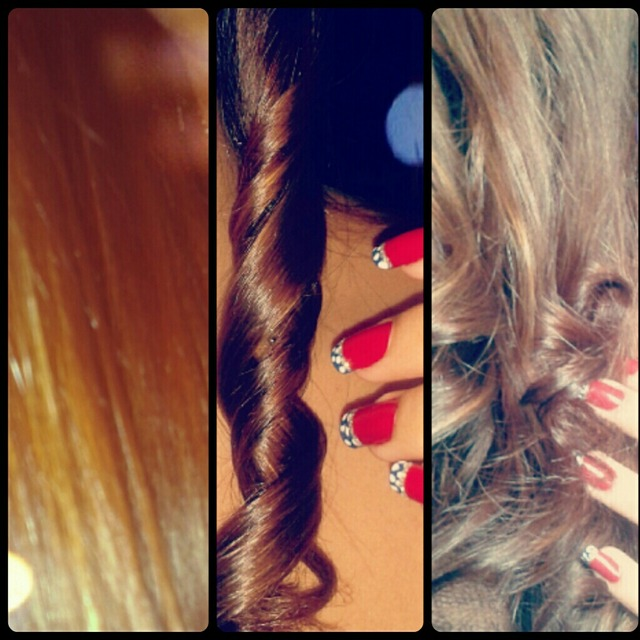 collage my hair