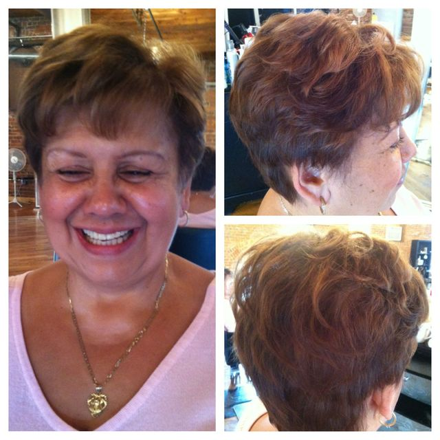 color and biolage highlight