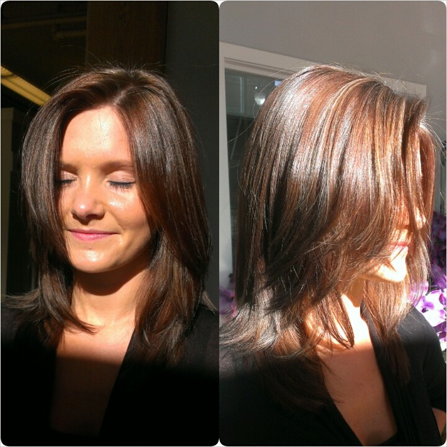 color/cut