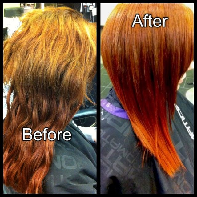 colour, extension blend