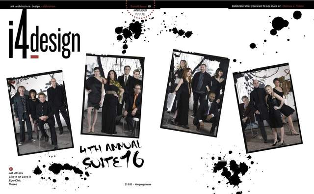 i4design Suite Sixteen Issue