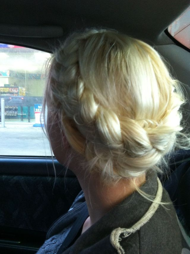 crown plait
