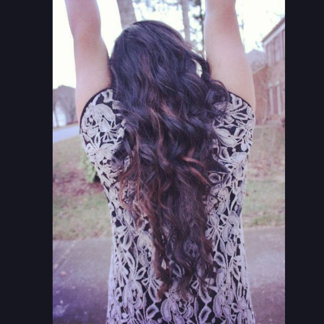 curls and layers
