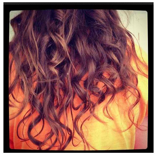 curls gone wild!