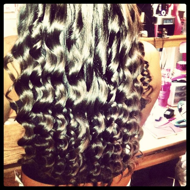 curly :)