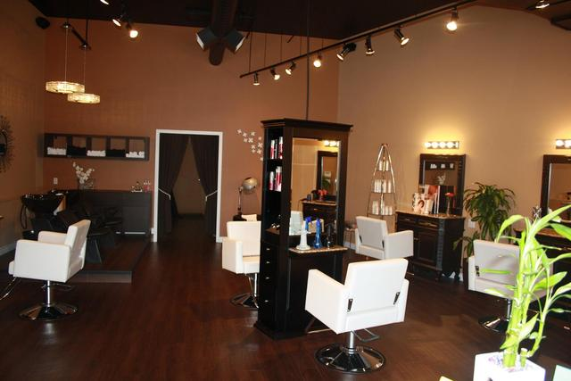 Our Salon - Fire & ice Hair Company