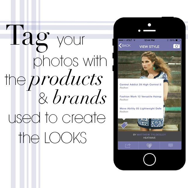 Don't forget to TAG product!