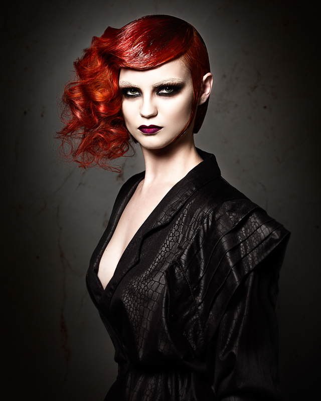 Hair: Ciaran Dowd  Photography: Lee Mitchell