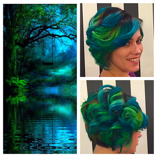 Hair Art by Erica Nuhn