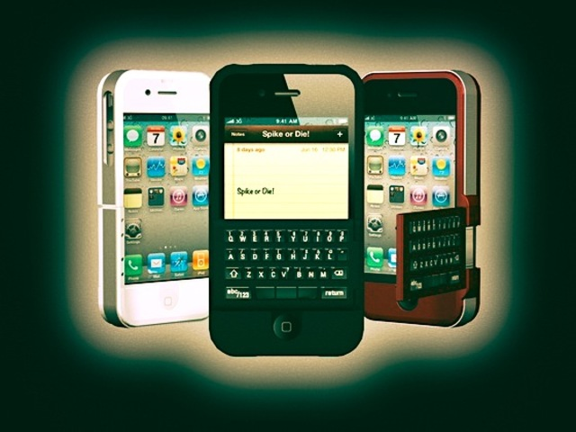 iphone case with keyboard