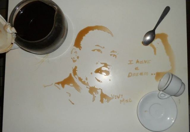 Martin Luther King Coffee