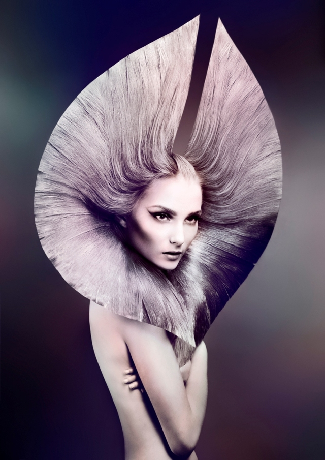 1:1.618 by Yoshi Su - 2014 AHFA Avant Garde Hairdresser of the Year