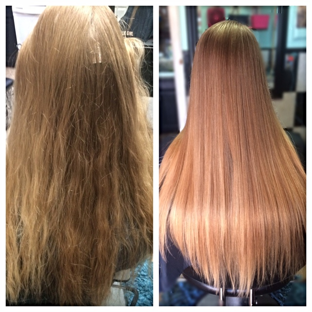 Natural Blonde Dimension