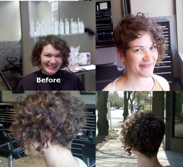 Curly Cute Cut