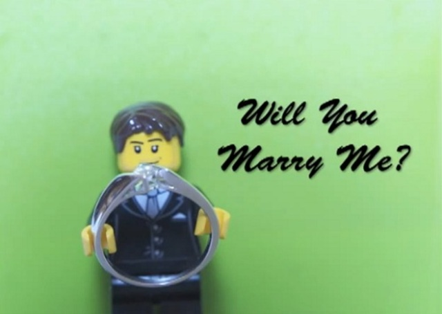 lego marry