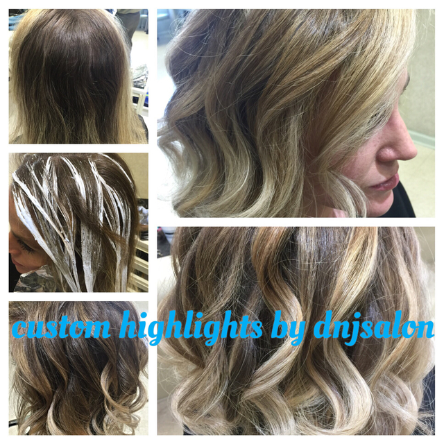 Balayage/Color Melt by dominic & josephine salon