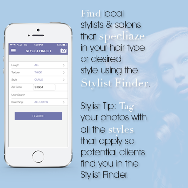 Stylist Finder