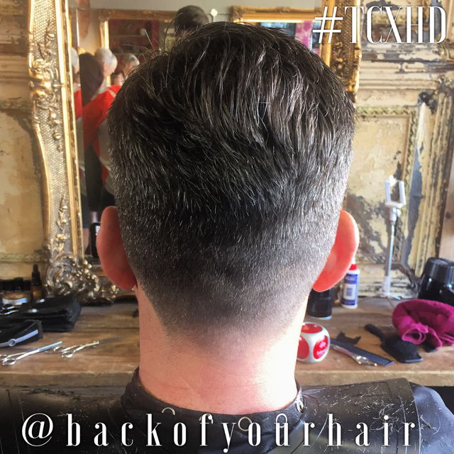 Instagram account @backofyourhair