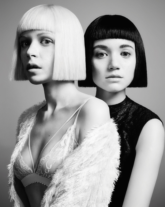 BRITISH HAIRDRESSING AWARDS 2016 COLLECTION FOR LONDON HAIRDRESSER OF THE YEAR