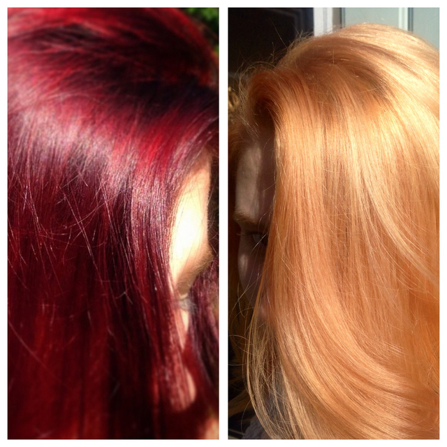From ruby red to peaches and cream