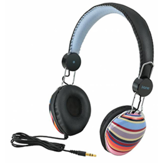 iHome iB43 Fashion Headphones