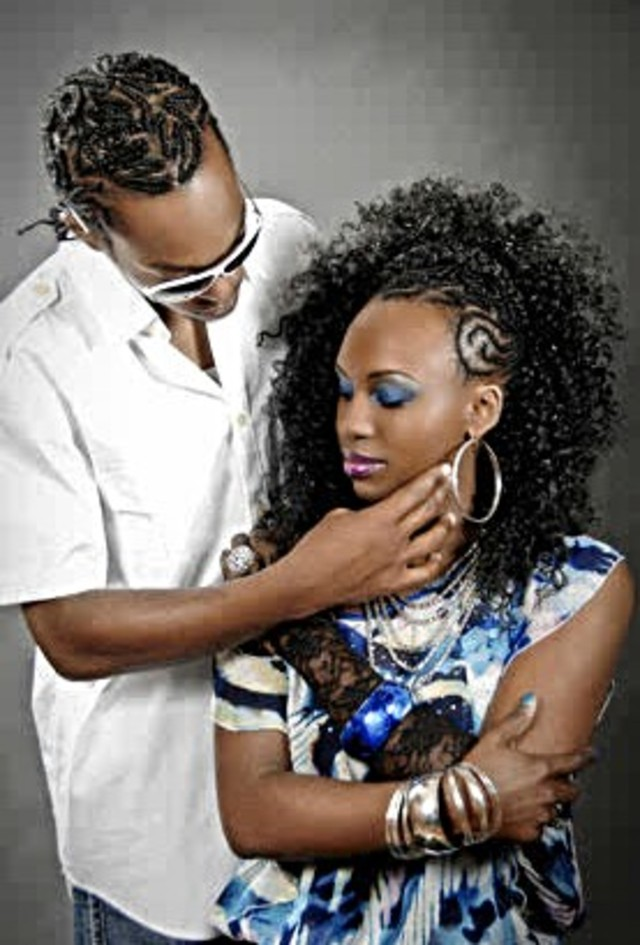 He said, She said... Crazy braids By: Nodja_Stylist216
