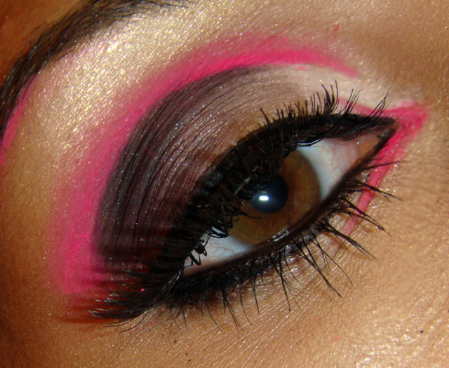 Party Pink Eyeshadow