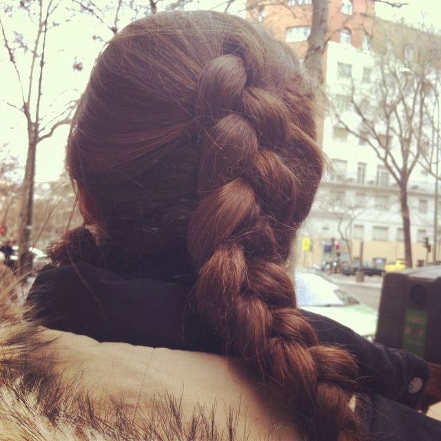 dutch braid <3