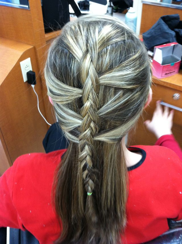 dutch cage braid