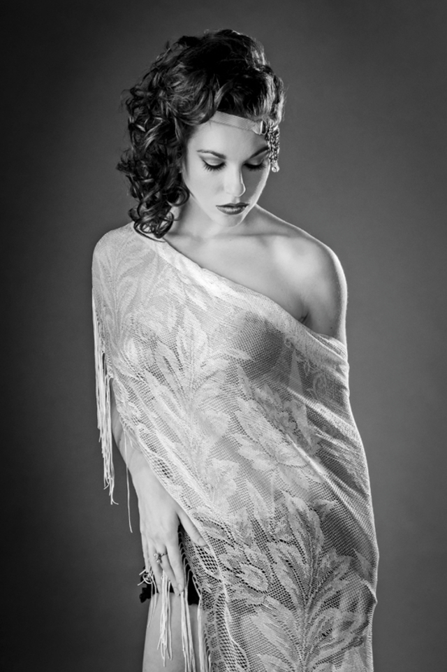 Photo by GM Photography. Model: Morgan Montgomery. Wardrobe Stylist: Natasha Myers. Makeup & Hair by Jocelyn DeChenne.