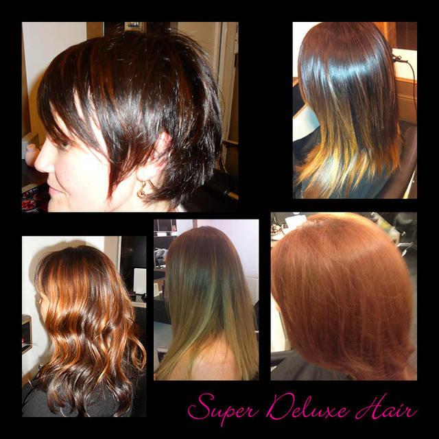SUPER DELUXE HAIR WORK - INSPIRATION