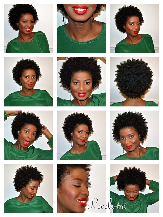 Afro of the day