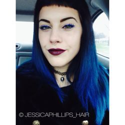 JESSICA PHILLIPS HAIR
