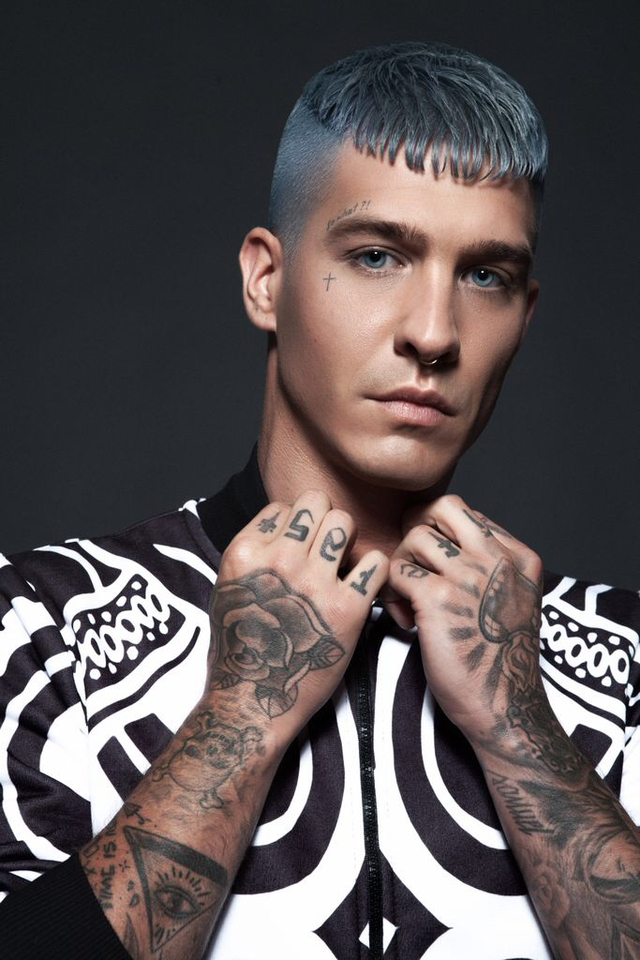 German Hairdressing Award  Nominated for Men's Hairdresser of The Year